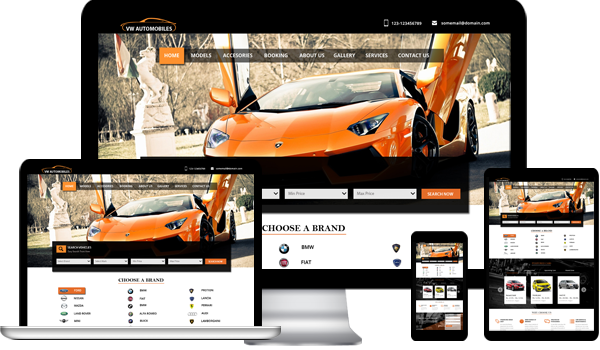Best automotive WordPress Theme in 2017