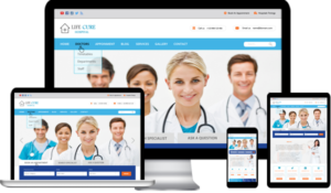 Premium Hospital WordPress Theme