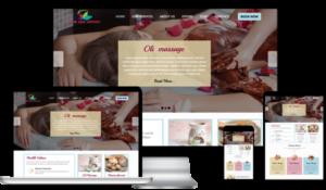 Salon Spa WordPress Theme