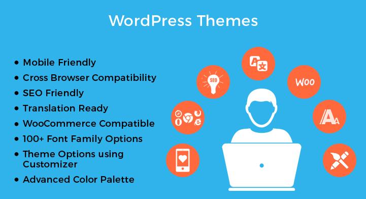 Mobile Friendly WordPress Themes