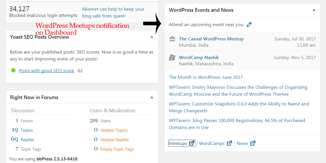 Local WordPress Meetups
