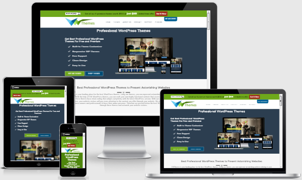 few essential points to build a responsive wordpress website