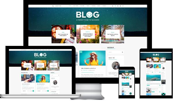Best Blog WordPress Theme 2020