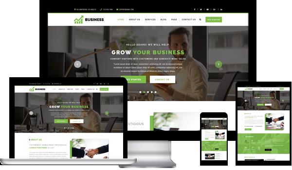 Best Business WordPress Theme 2020