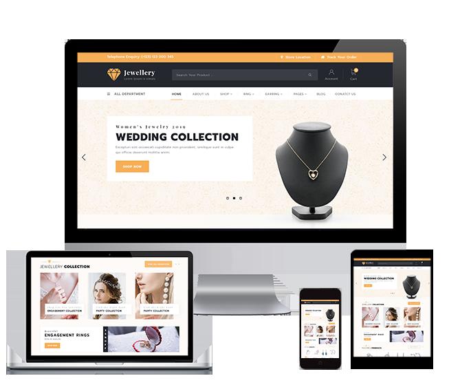 Best Jewellery WordPress Themes 2020