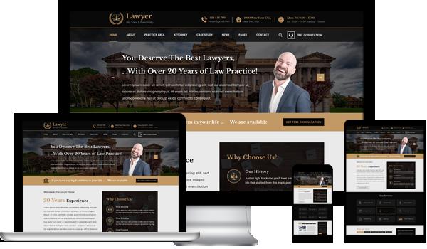 Best Lawyer WordPress Theme 2020