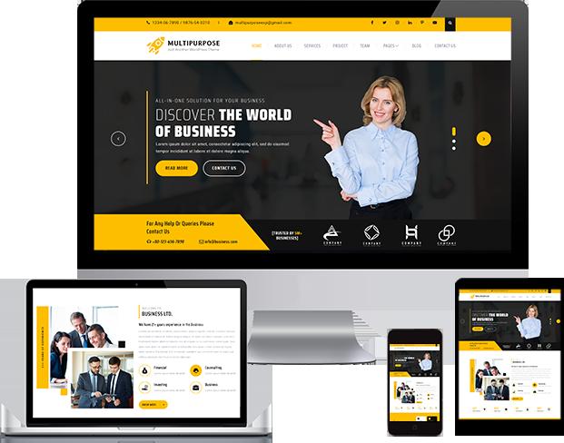 Best Multipurpose WordPress Theme 2020