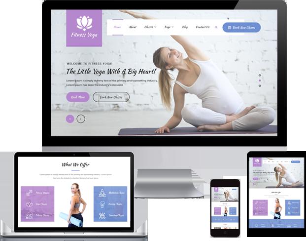 Best Yoga WordPress Theme 2020