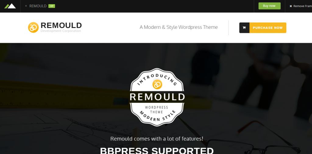 Best Contractor WordPRess Theme