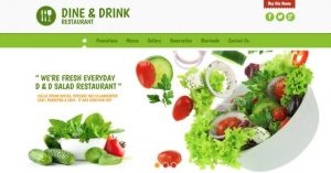 Dine WordPress Theme