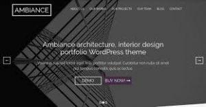 Ambiance WordPress Theme