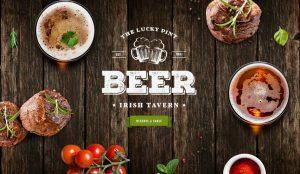 Tavern WordPress Theme