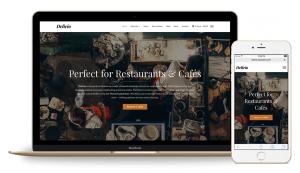 Delicio WordPress Theme