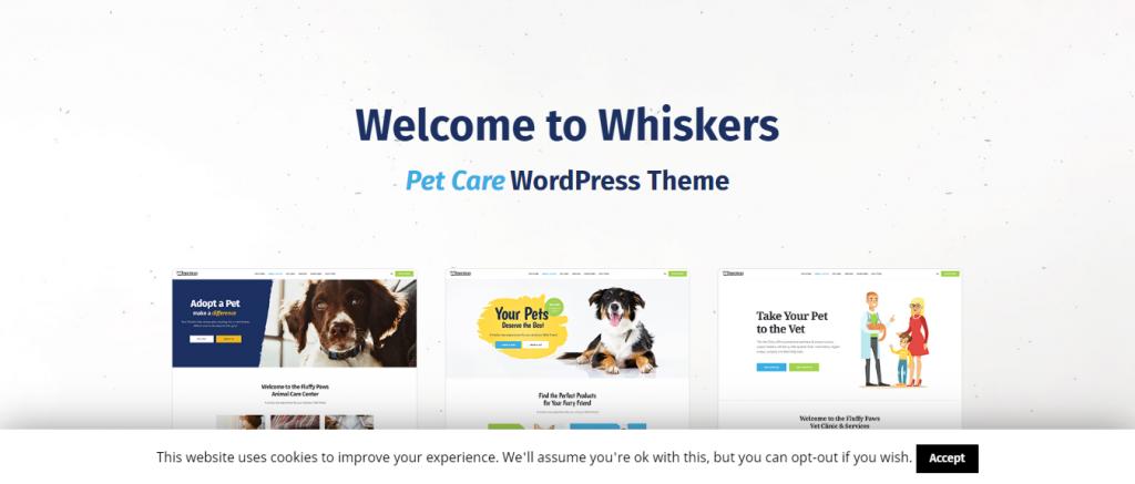 Pet VEt WordPRess Theme