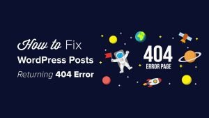 fix-wordpress-404-errors