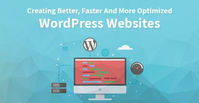 optimized WordPress websites
