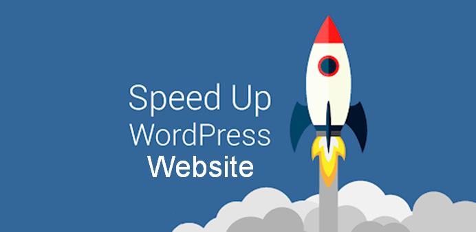 boost WordPress Websites Speed