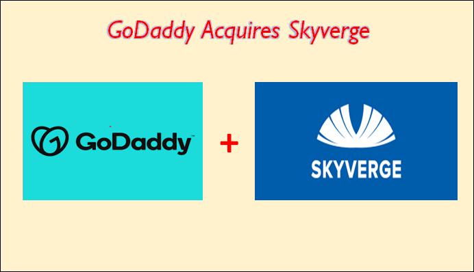 GoDaddy Acquires Skyverge