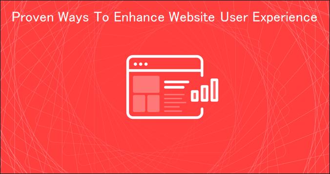 enhance website user experience