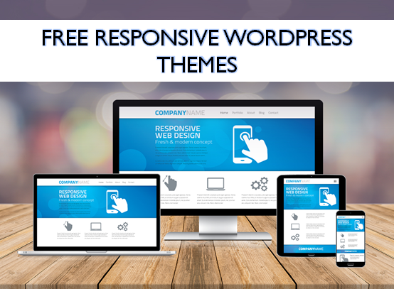 free WordPress themes for website