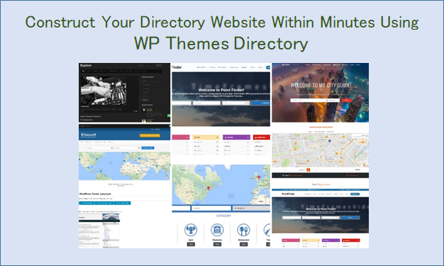 wp themes directory